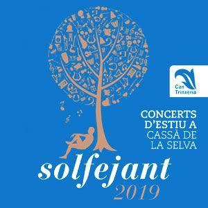 16è Solfejant a Cassà de la Selva, 2019