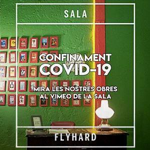 #TeatreAlSofà: Sala Flyhard, 2020