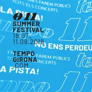 Festival Tempo Sota les Estrelles a Girona, 2019