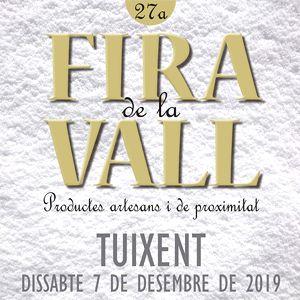 27a edició de la Fira de la Vall de Tuixent, 2019