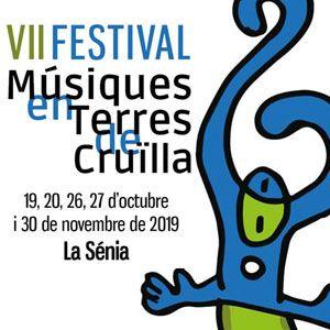 VII Festival Músiques en Terres de Cruïlla - La Sénia 2019