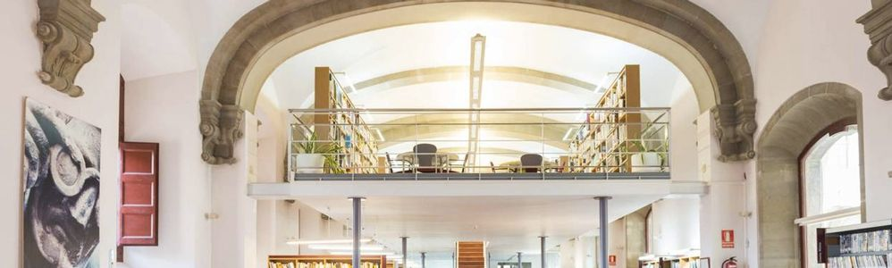 Biblioteca Comarcal Josep Finestres