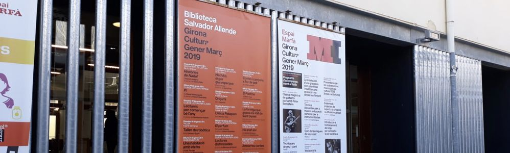 Biblioteca Salvador Allende