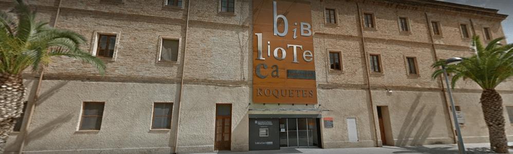 Biblioteca de Roquetes Mercè Lleixà