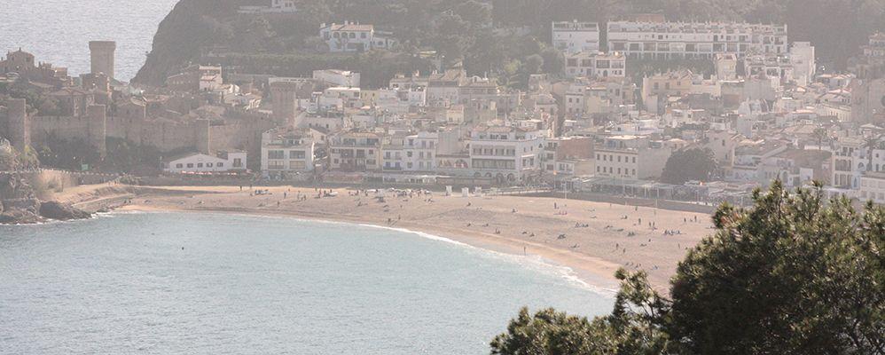 Un cap de setmana romàntic a Tossa de Mar