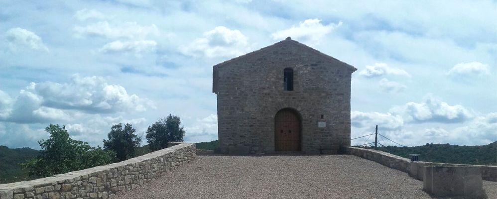 Ermita de Santa Magdalena, Talamanca