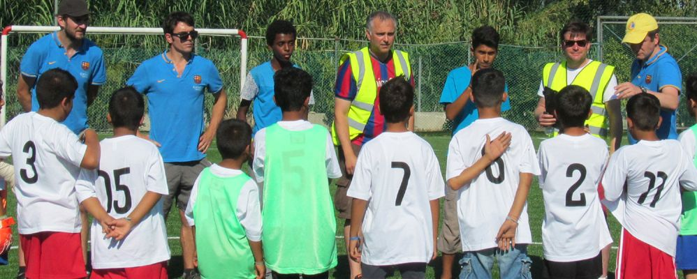 Futbol pels Refugiats