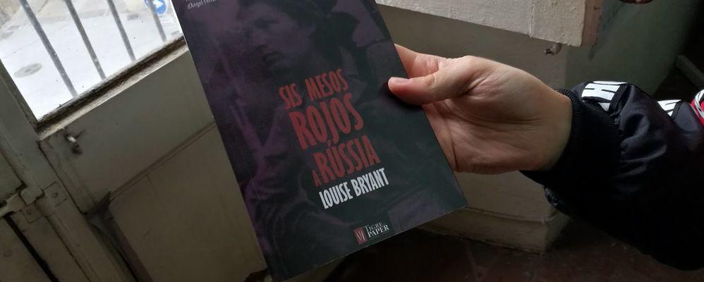 'Sis mesos rojos a Rússia' (Tigre de paper, 2017), de Louise Bryant