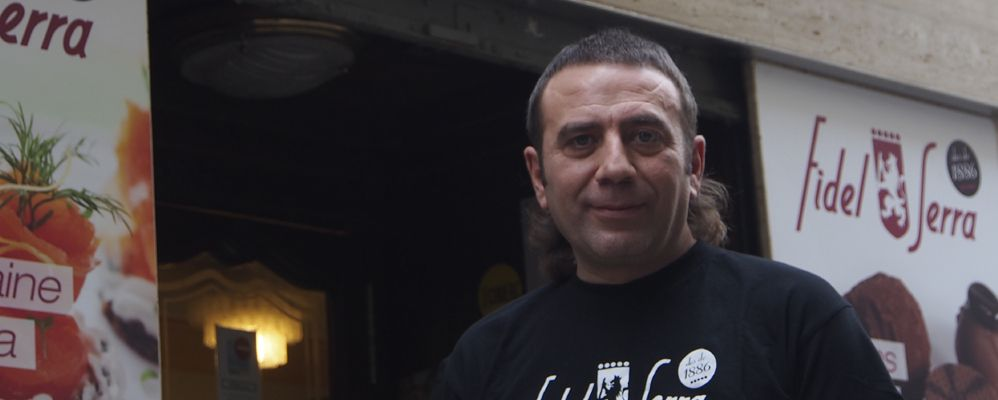 Fidel Serra, mestre pastisser