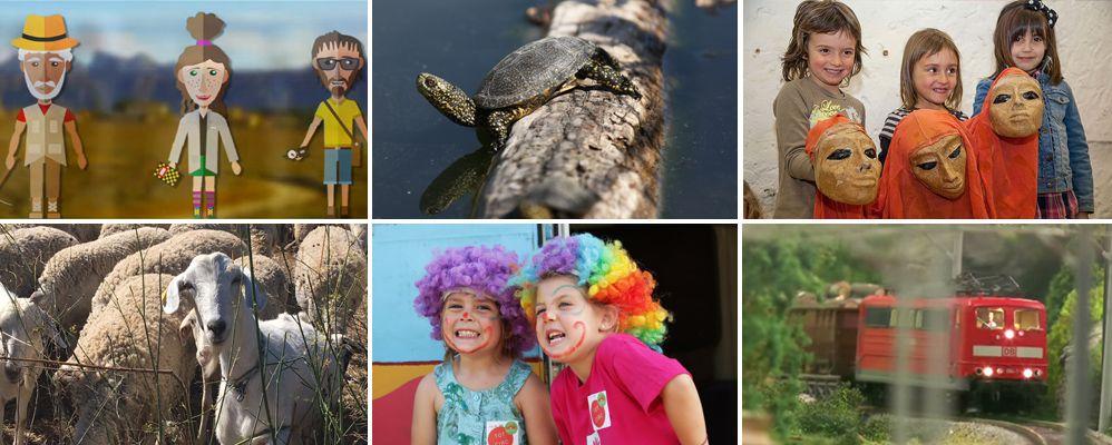 L'Anoia, diversió total en família | Anoia Turisme