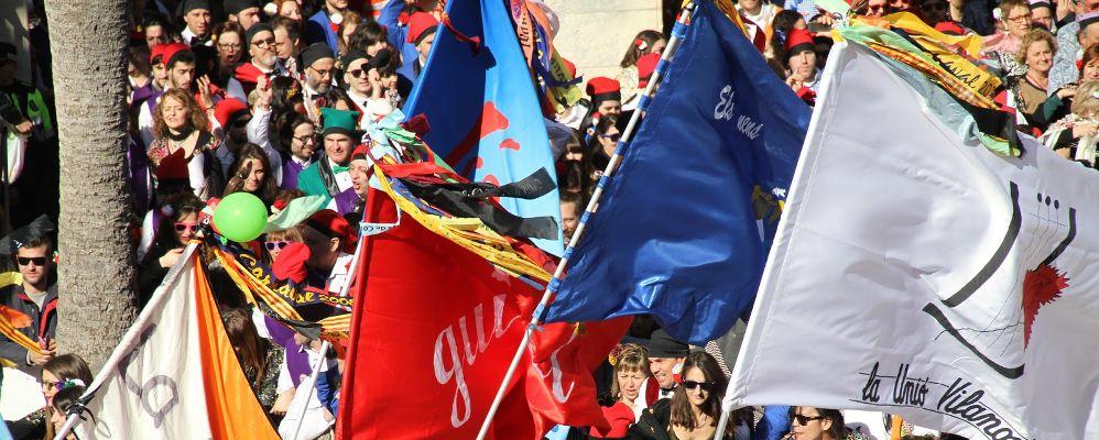 Diumenge de Comparses, Carnaval de Vilanova i la Geltrú.