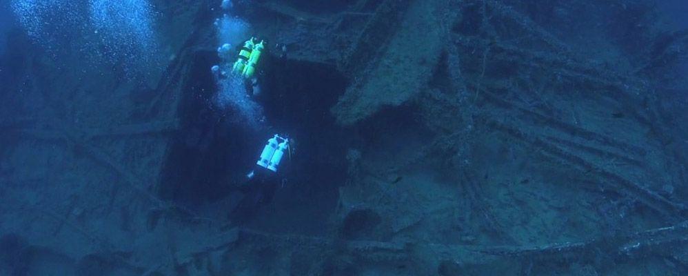 Vaixell Cavour - L'Ametlla de Mar