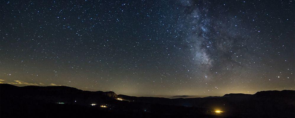 Cel fosc del Pallars Jussà
