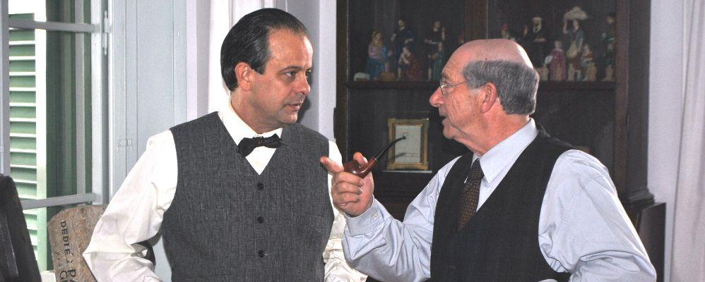 David Bagés i Joan Pera a 'Pau Casals'