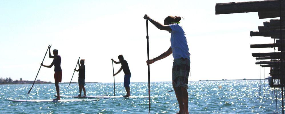 Paddle Surf - Estació Nàutica La Ràpita