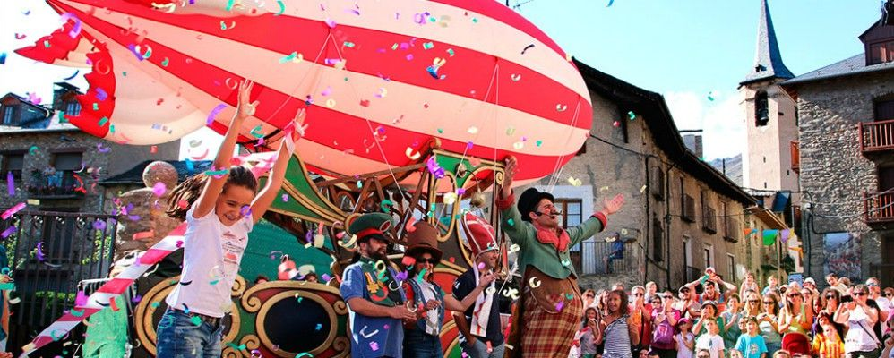 Esbaiola't, arts escèniques, Esterri d'Àneu, Pirineus, espectacle, familia, infants, Surtdecasa Ponent, juliol, 2016