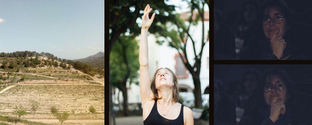 'Com moure' d'Anna Mitjà i '200km mirant enrere' d'Albert Gironès