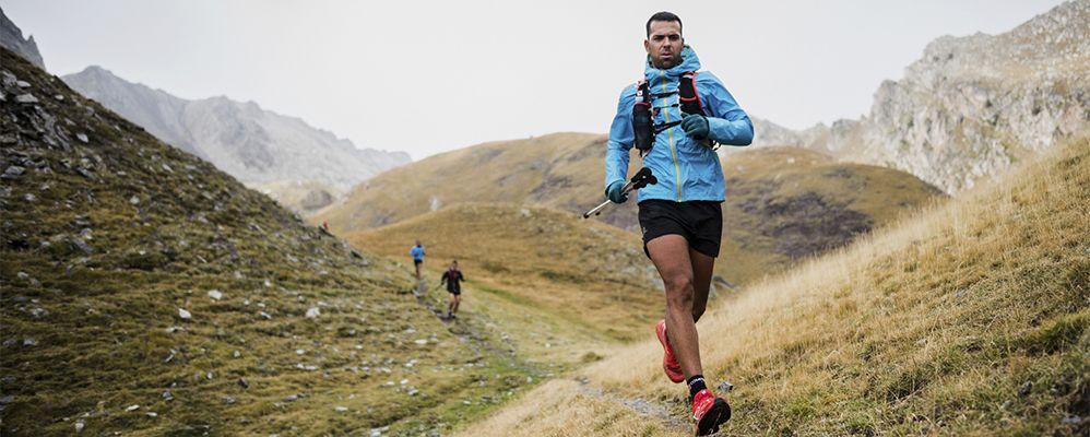 Un corredor en l'edició de l'any passat, foto d'Elena Mate