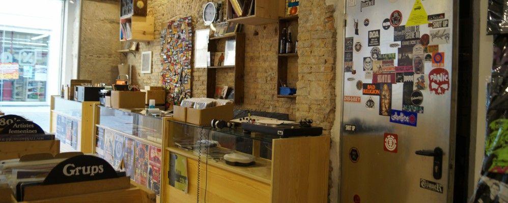 Grans Records, botiga, vinil, música, memoria, història, Cervesa, Beure, local amb encant, Lleida, Segrià, Surtdecasa Ponent