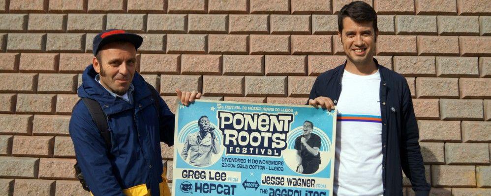 entrevista, música, Ponent Roots, octubre, Surtdecasa Ponent, 2016