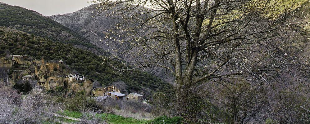 Imatge panoràmica de Solanell per Pep Bagó a l'Alt Urgell, Pirineus