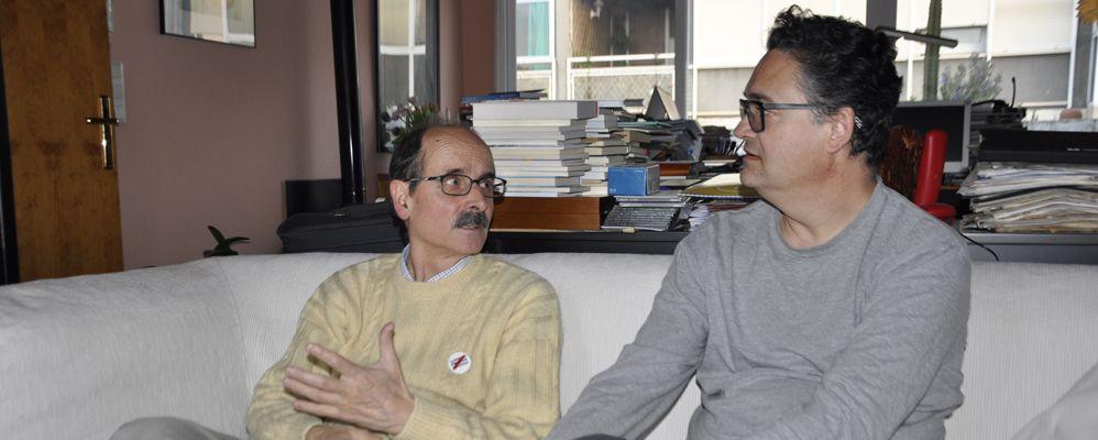 Pere Martí i Josep M. Soler