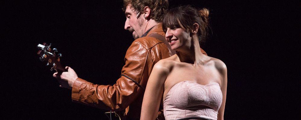 Marta Bayarri i Ivan Massagué a 'Aquella nit'