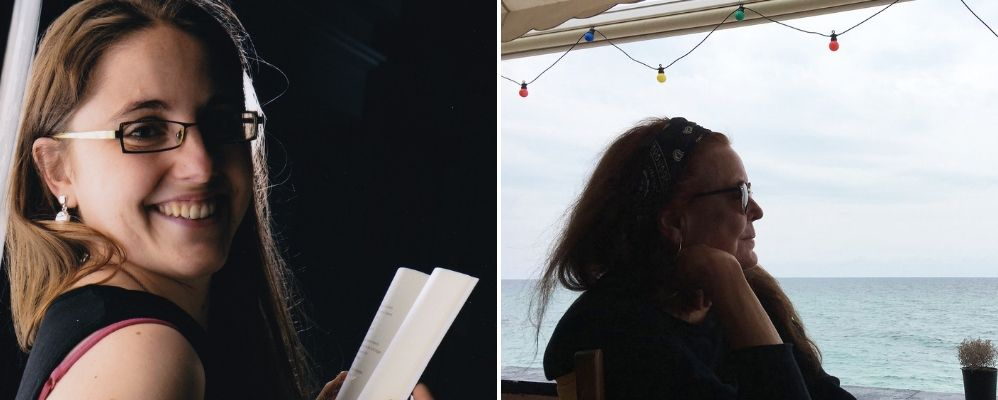 Laia Noguera i Maria Espeus