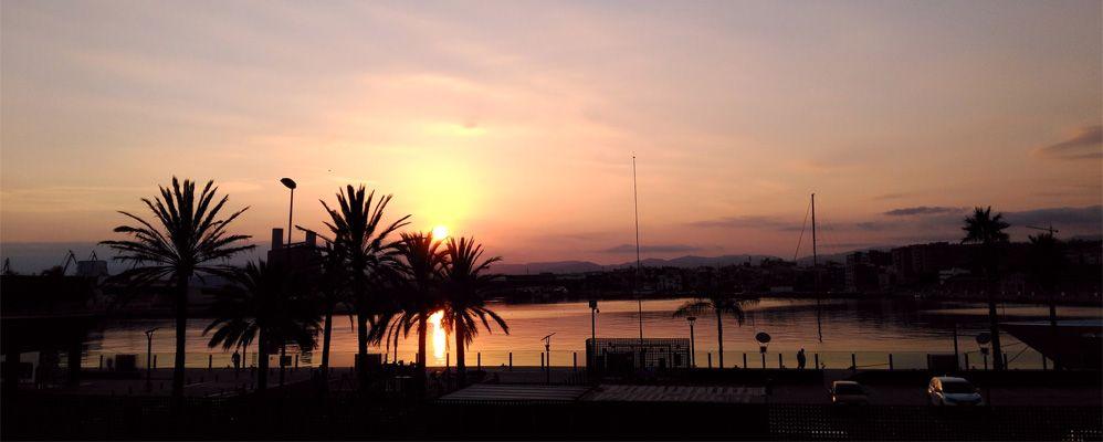 Posta de sol Tarragona