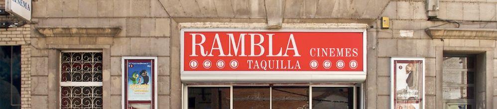 JCA Cinema Rambla de Lleida