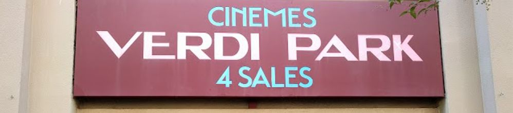Cinemes Verdi Park