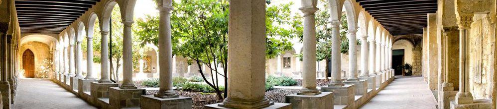 Claustre de Sant Francesc (Vilafranca del Penedès)