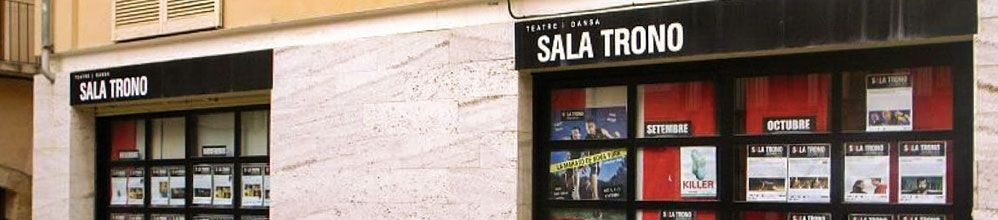 Sala Trono, Tarragona