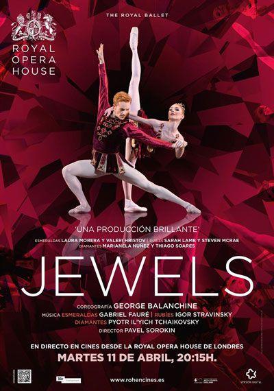 Jewels - Royal Ballet