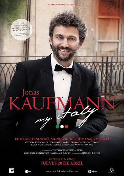 Jonas Kaufmann (My Italy)