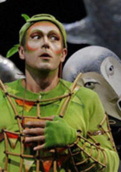 Òpera 'La flauta mágica'