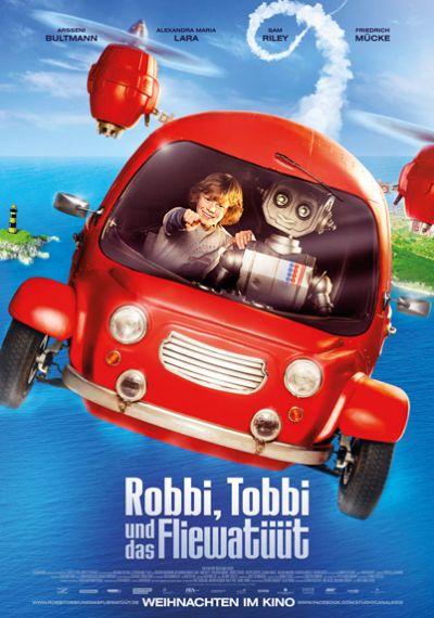 Robbi y Tobbi en el viaje fantástico