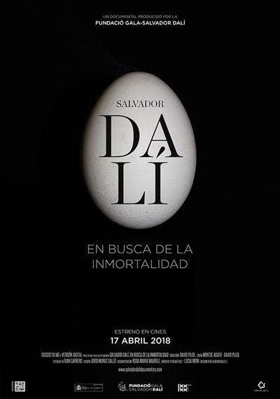 Salvador Dalí, en busca de la inmortalidad'