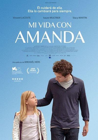 Mi vida con Amanda