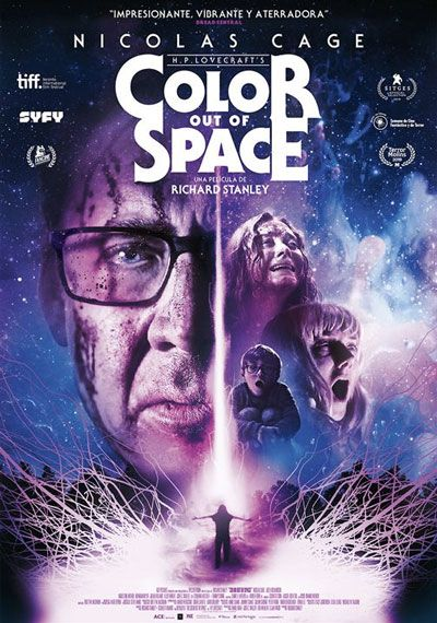 Color Of Space