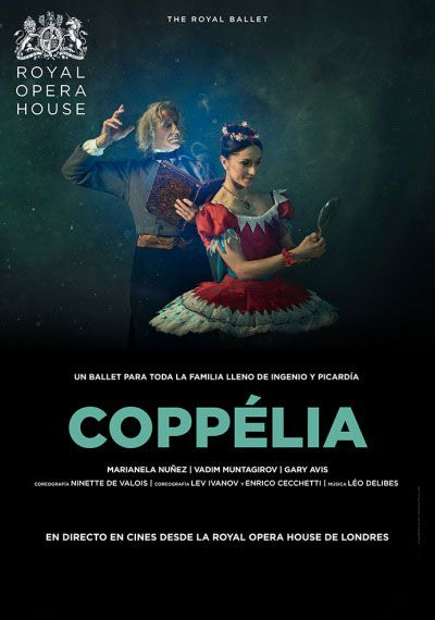 Coppélia (Royal Opera House de Londres)