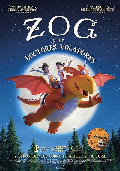 Zog y los medicos voladores