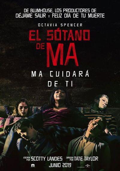 El sótano de Ma