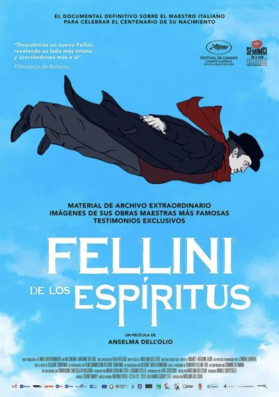 Fellini de los espíritus