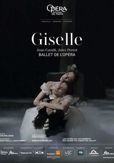 Giselle (Opéra National de Paris)
