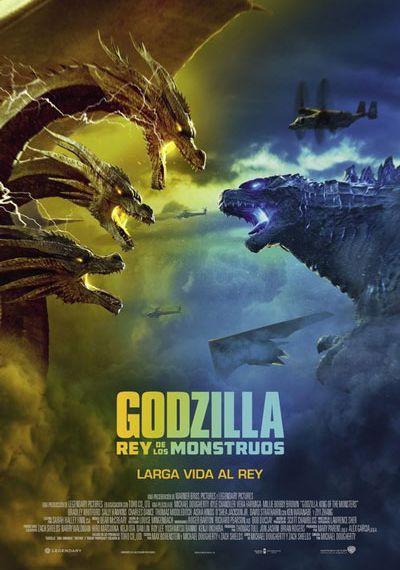 Godzilla. Rey de los monstruos