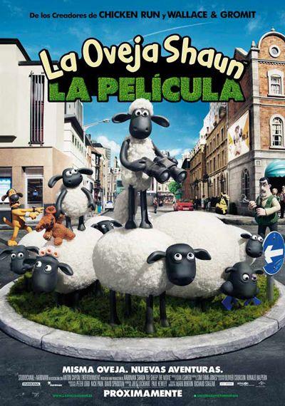 La oveja Shaun. La película: Granjaguedón