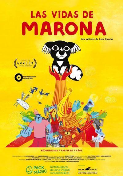 Las vidas de Marona