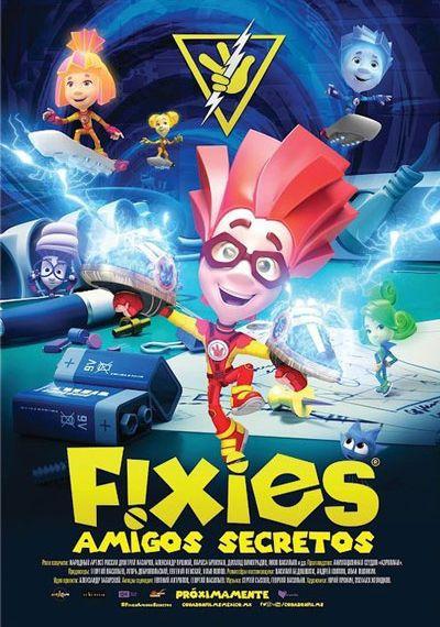 Los Fixies: Amigos secretos
