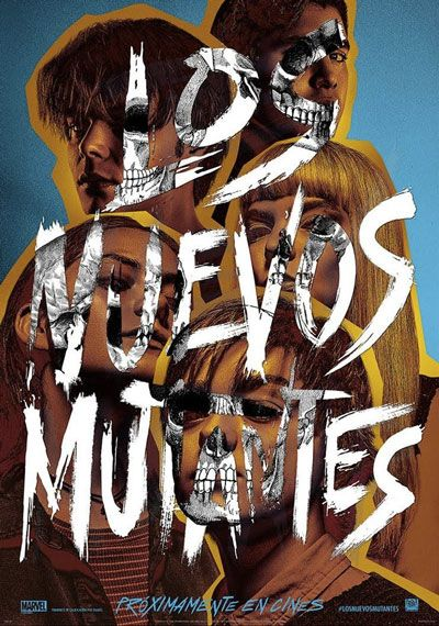 Los Nuevos Mutantes, 2020